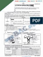 Cour Leçon N°2 -  la fonction reproduction feminine - Bac Mathématique - Lycée Pilote SFax.pdf