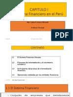 Exposición en Clase .- Sistema Financiero Peruano y Operaciones Bancarias