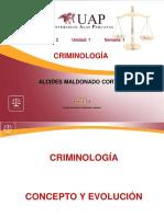 1 Primera Semana Criminlogia