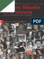 Ingeborg Gleichauf, Mujeres Filosofas en La Historia