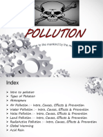 PPT  on POLLUTION