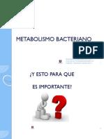 1.a Metabolismo y Cultivo Bacteriano