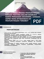 Presentation Penulisan Akademik
