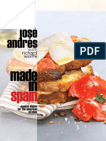 Recipes From Made in Spain by Jose Andres