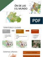 Clasificación de Las Ciudades en El Mundo