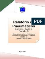 Relatório Pneumáticos - 2011 (IBAMA,2011)