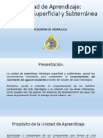 Hidrologia presentación