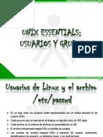 PRESENTACIÓN_UNIX_ESSENTIALS_USUARIOS_Y_GRUPOS_LARED38110