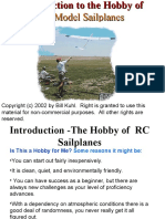 An Introduction to Radio Control Sailplanes