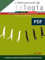 Revista Internacional de Sociología.