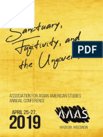 AAAS 2019 Conference Booklet