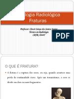 Fraturas - Patologia Ano 2019