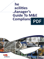 The Facilities Manager's Guide to M&E Compliance