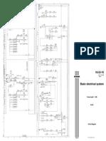 16; 53-10 Sistema Eléctrico Básico - Trayectoria de Corriente 1 - 208. K, L, N