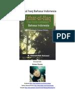 Izharul haq Bahasa Indonesia by Komar Chucky.pdf