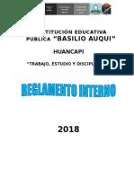 Ri Basilio Auqui 2018