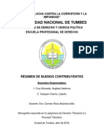 REGIMEN DE BUENOS CONTRIBUYENTES grupo N° 02