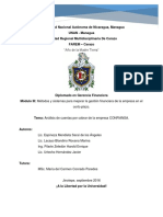 Analisis de cuentas por cobrar CONFIANSA.docx