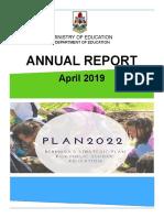 PLAN 2022 - ANNUAL REPORT APRIL  2019.pdf