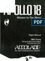 Apollo18 Manual