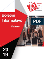 Bo Let in Retail Febre Ro 2019