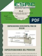Automatizacion de proceso de pan