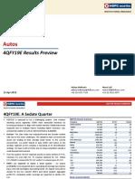 Auto - 4QFY19 Results Preview - HDFC sec-201904120846431602685 (1)