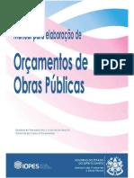 Manual para elaboração de orçamentos de obras públicas.pdf