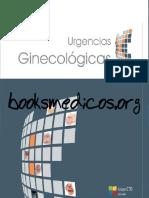 Urgencias Ginecologicas CTO_booksmedicos.org