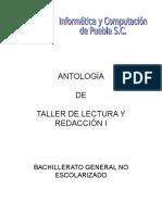 Antologia de Redaccion 1