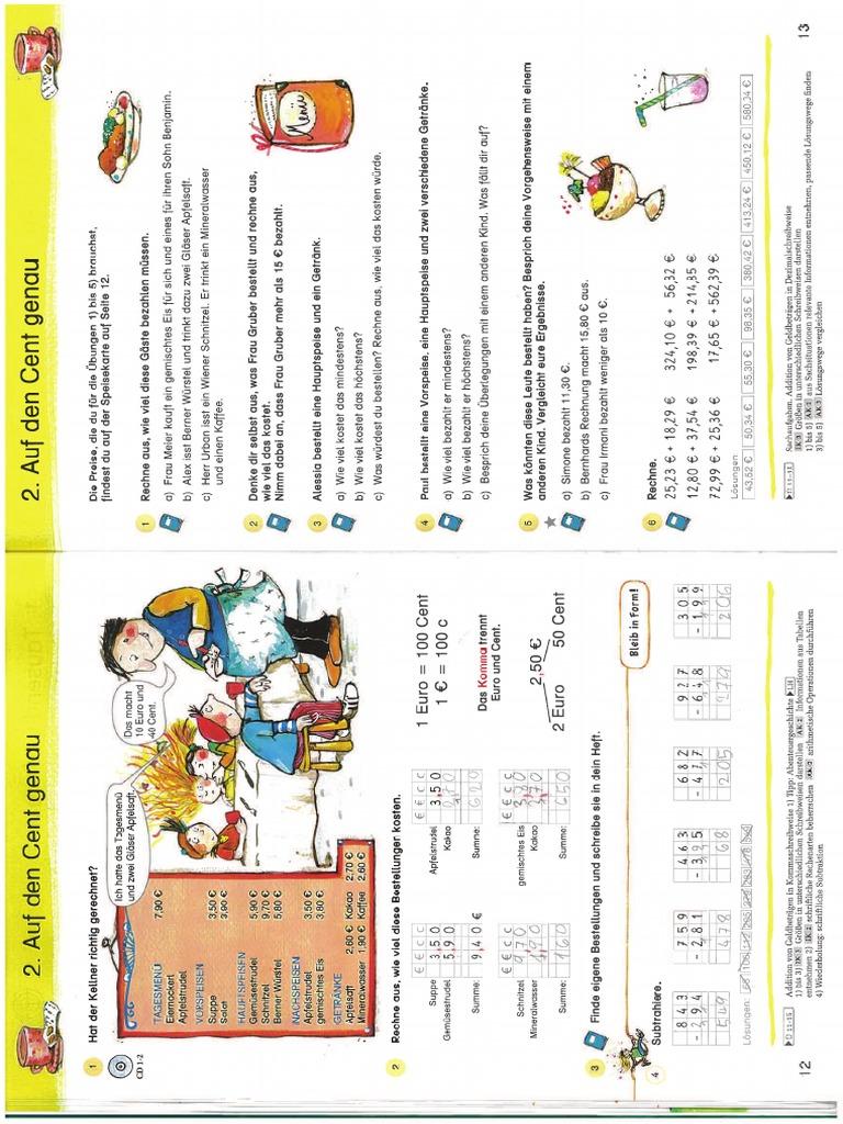 Volksschule 4. mathematik klasse