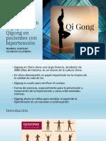El Progreso en El Papel Del Qigong en control de HTA
