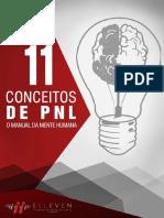 11 Conceitos de PNL eBook