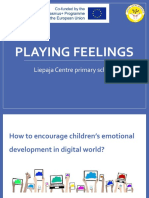emotions digital competence