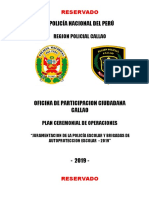 Plan Ceremonial Policia Escolar 2019 ORIGINAL