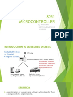 Microcontroller ppt