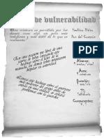 Aura de Vulnerabilidad BN