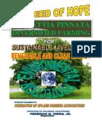 Seed of Hope - Revised - Millettia Pinatta Farming