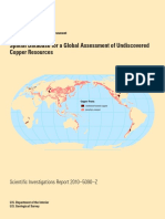 Spatial Database for a Global Assessment of Undiscovered Copper Resources