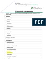 Conditions Associated With the Histopathology of OP - UpToDate