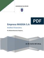 AnalisisFinanciero MASISAS.A