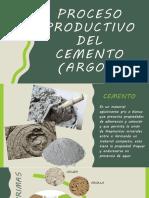 Proceso Productivo Del Cemento
