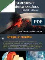 Using Geochemical Data Evaluation