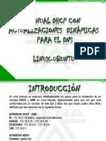 Manual Dhcp-DNS Linux-ubuntu La Red 38110
