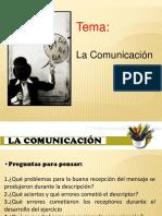 La Comunicación - Elementos