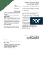 Ficha de Lectura  -Historia de La Medicina