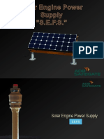 Solar Engine Power Supply (SEPS)