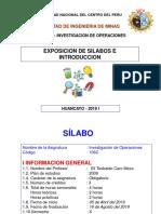 Clase1- Inv. Operaciones
