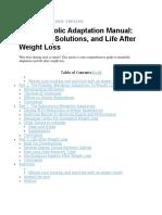 metabolic adaptation.docx
