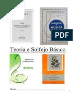 Método de Teoria Musical Para Igrejas